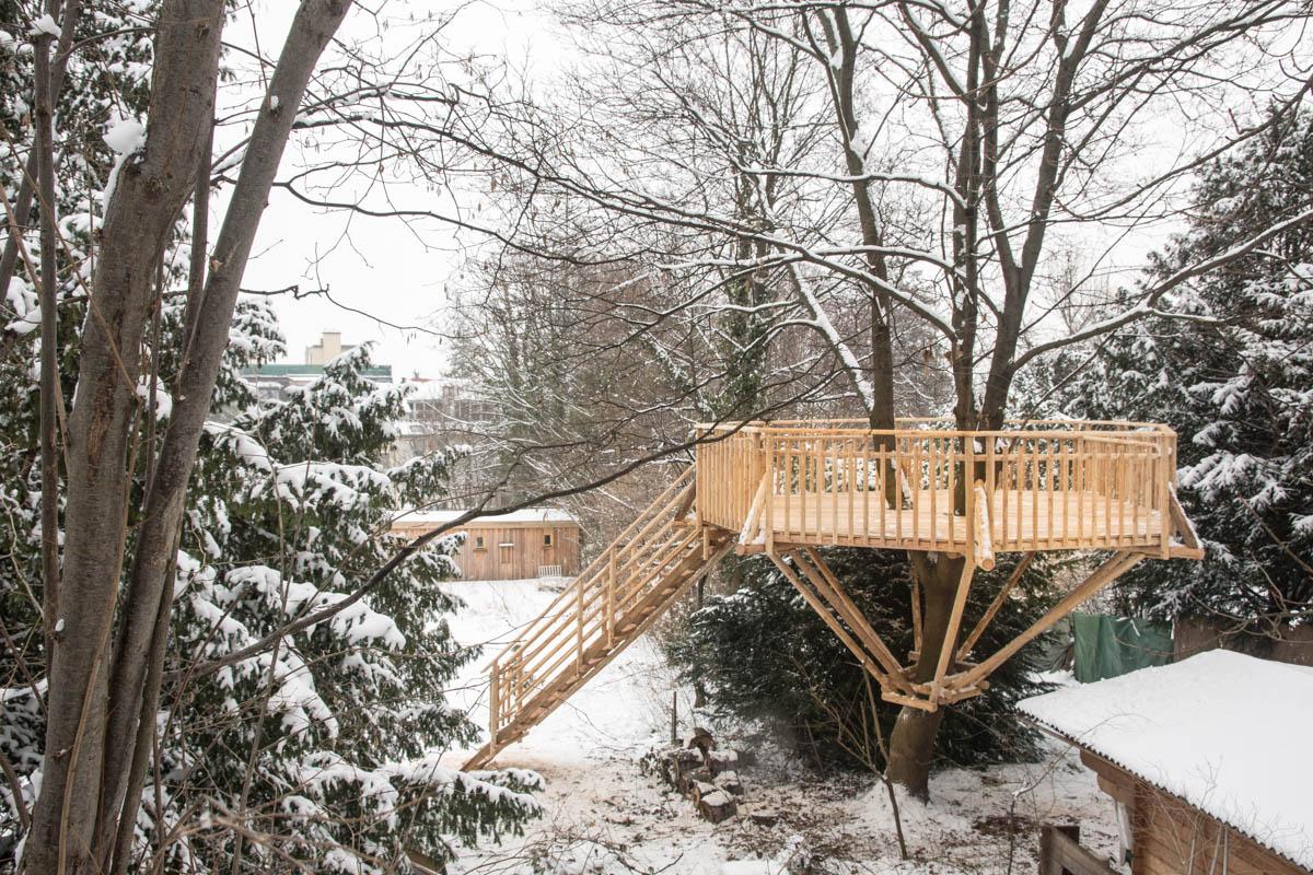 baumhaus profis preise coole u baumhuser im center parcs bispinger heide baumhaus in u das. Black Bedroom Furniture Sets. Home Design Ideas