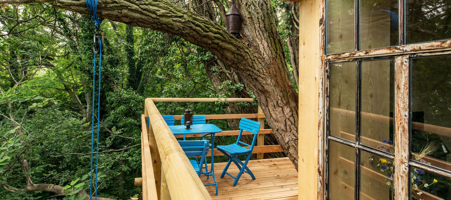 Baumhaus, Treehouse